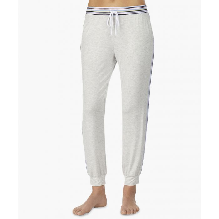 Image for Grey long lounge trousers