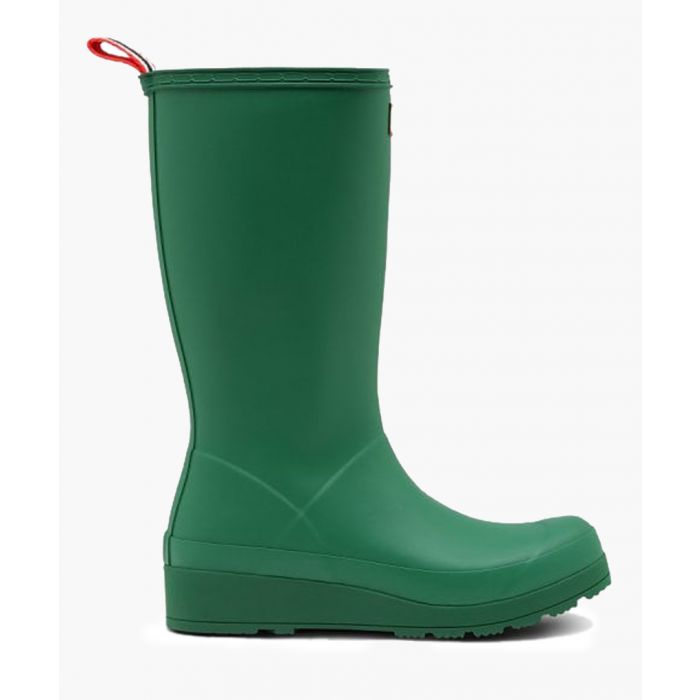 Image for Women's Play Boot green Wellington boots