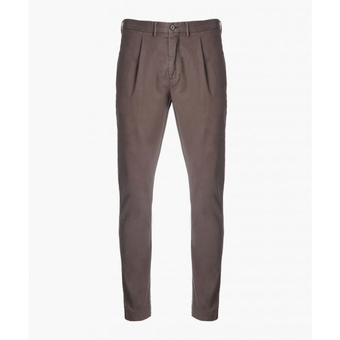 Image for Brown bedford twill trousers
