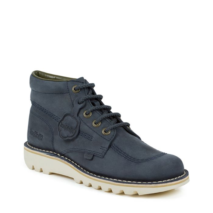 Image for Kick hi navy suede boots