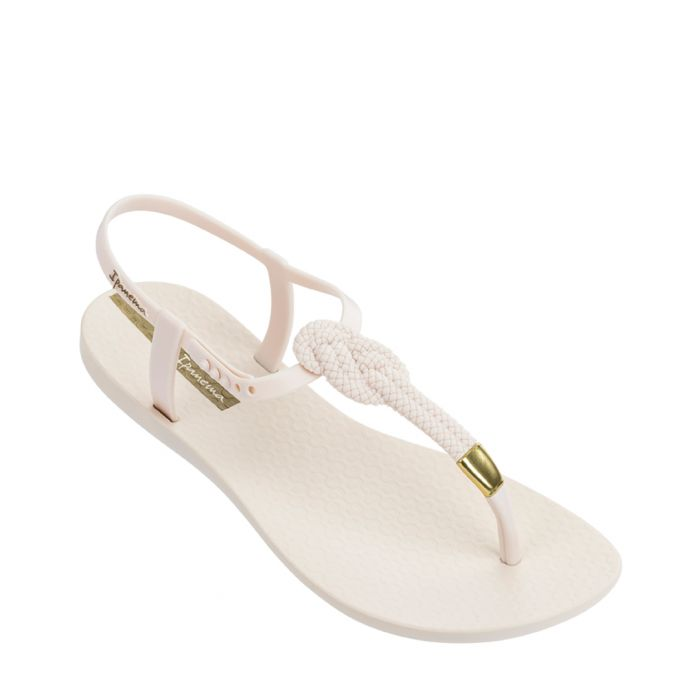 Image for Glam Nautical ivory sandals