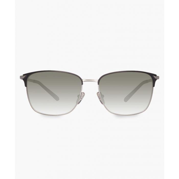 Image for Clarke silver-tone sunglasses