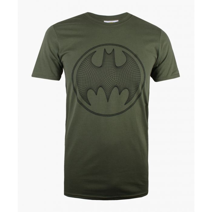 Image for Batman 3D green cotton T-shirt