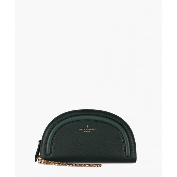 Image for Keely The Earlsfield Collection green clutch