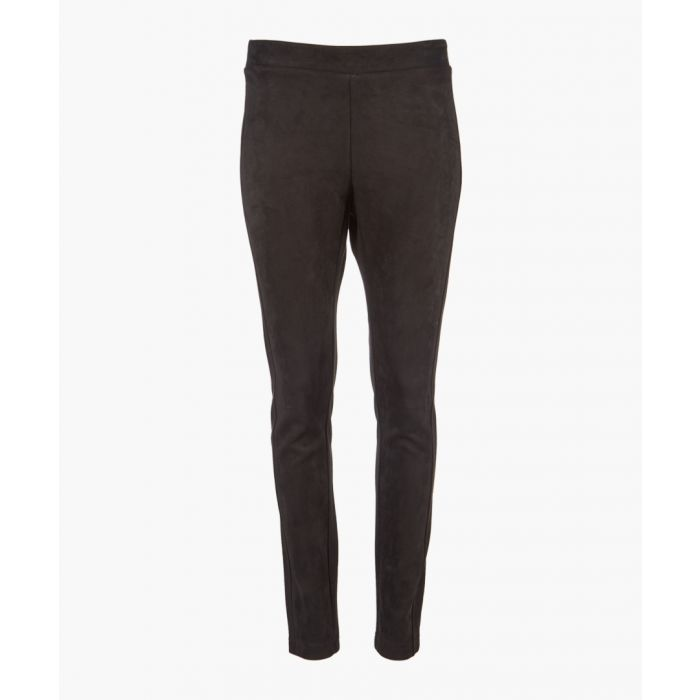 Image for Black skinny trousers