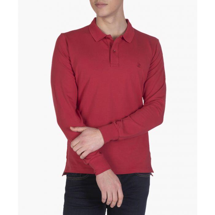 Image for Bordeaux polo shirt