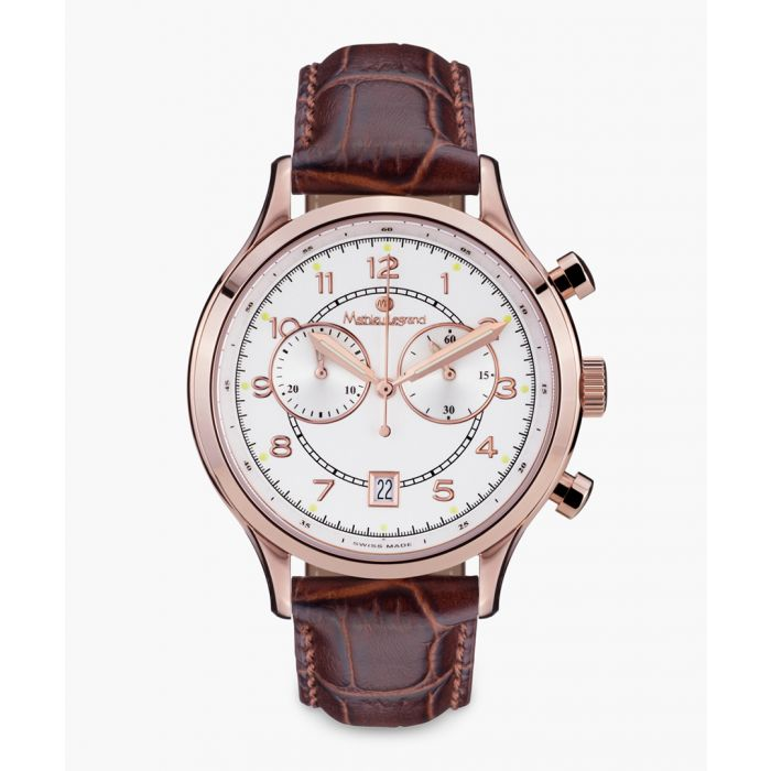 Image for Orbite Polaire brown watch