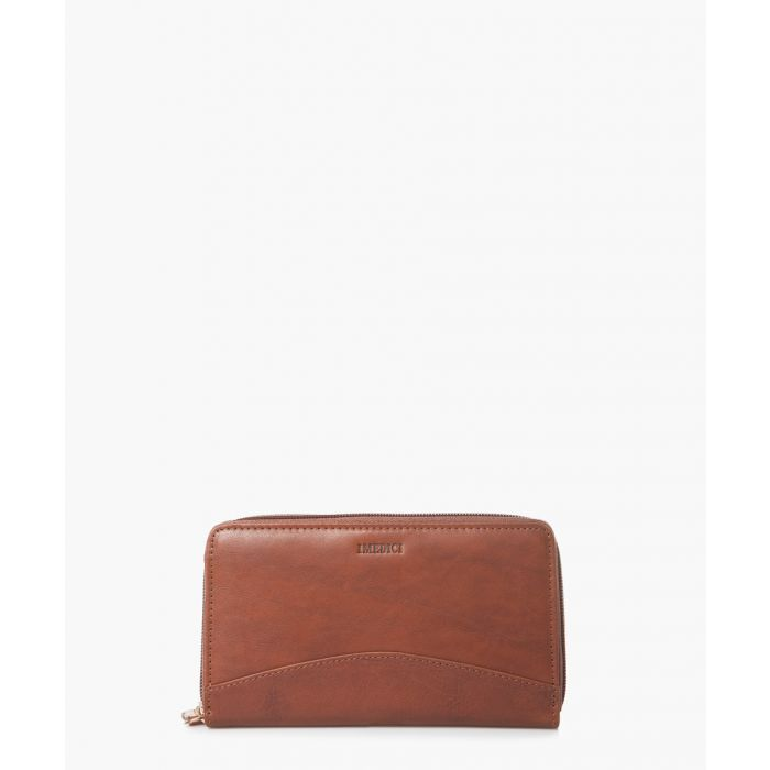 Image for Medici of Florence Purses & Wallets CLEAR BROWN MAT