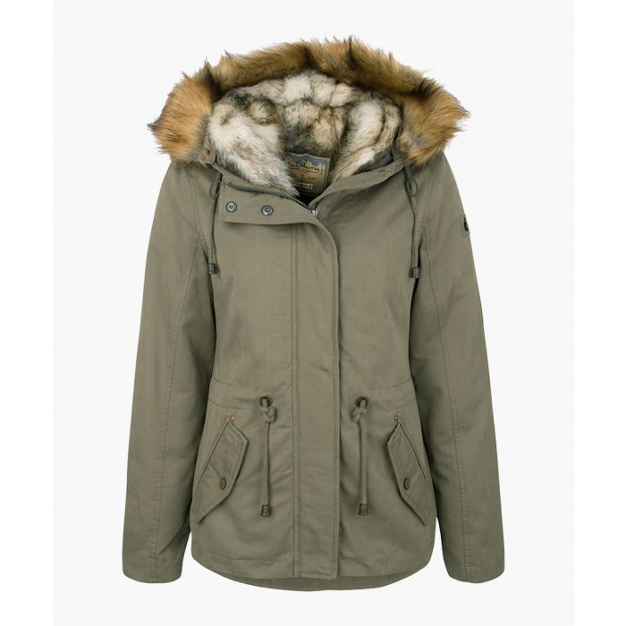 Image for Olive anorak