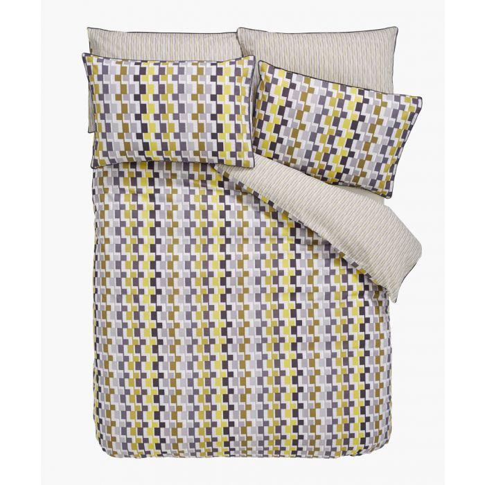 Image for Multi-coloured king duvet set