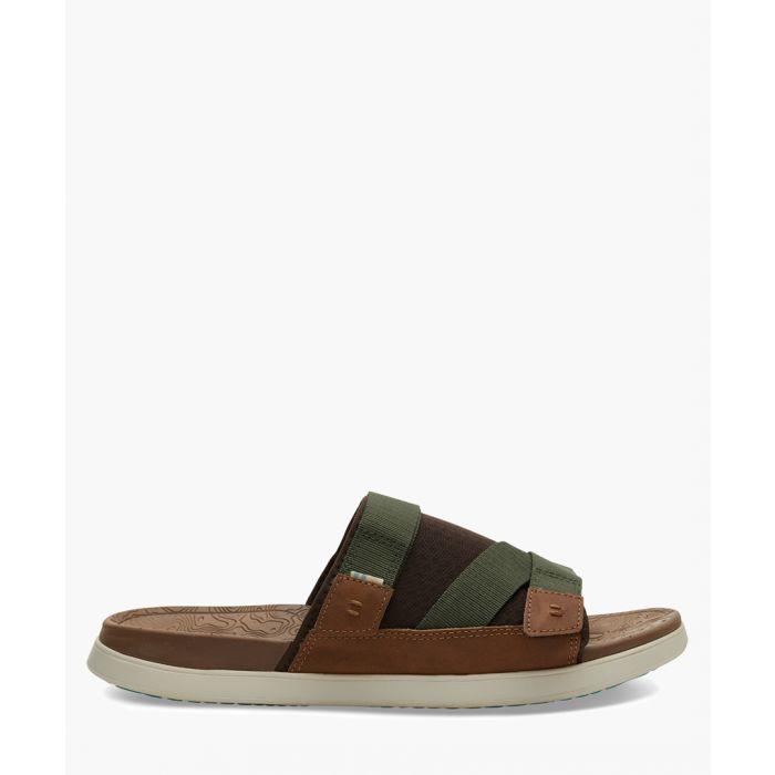 Image for TRVL Lite olive shoes