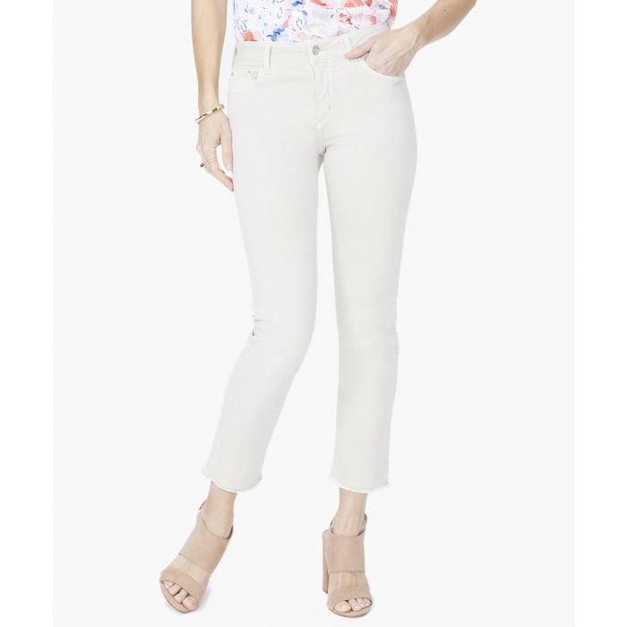 Image for Sheri feather slim ankle jeans