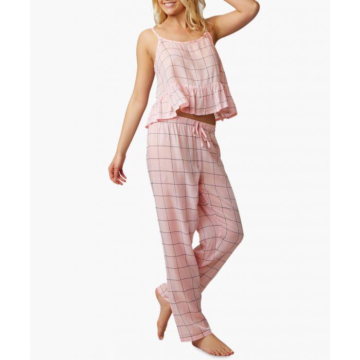 Image for 2pc Pink nightwear set