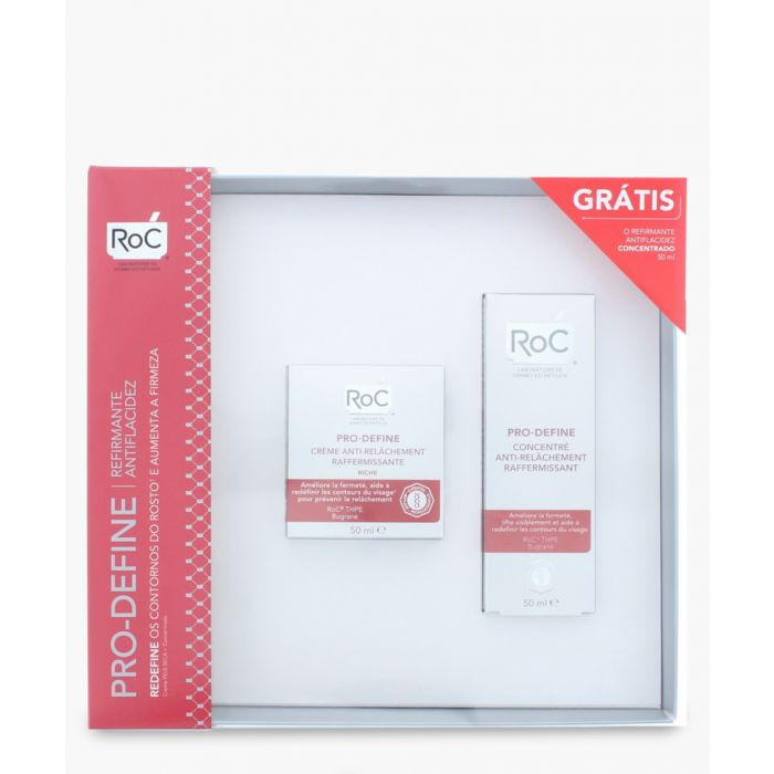 Image for 2pc Anti-sagging firming cream and concentrate 50ml
