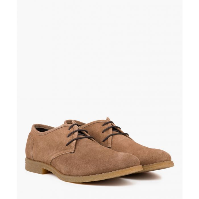 Image for Chestnut leather Desert shoes