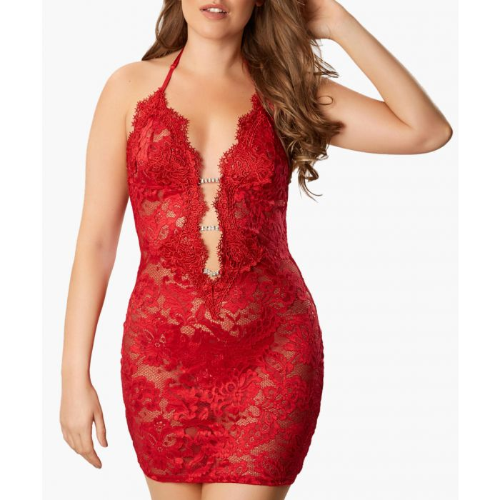 Image for Kady red chemise