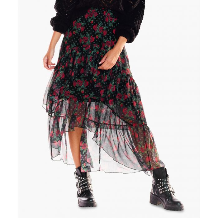 Image for Floral Skirt