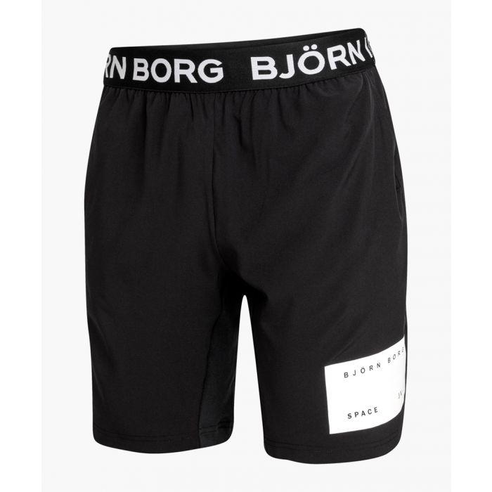 Image for Joris black performance shorts