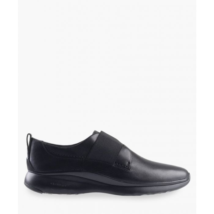 Image for Womens black Oxford shoes