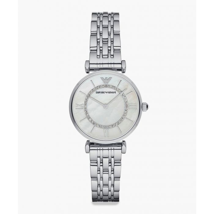 Image for Gianni silver-tone watch