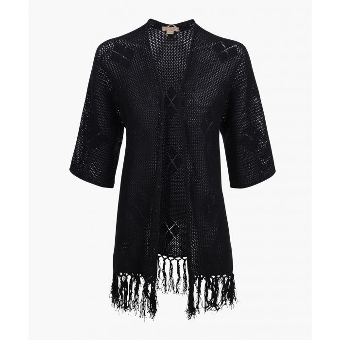Image for Black poncho