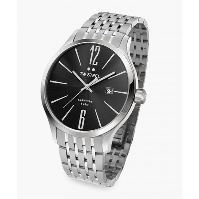 Image for Slim Line silver-tone watch