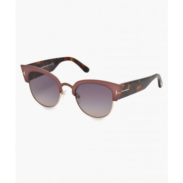 Image for Alexandra tortoiseshell sunglasses