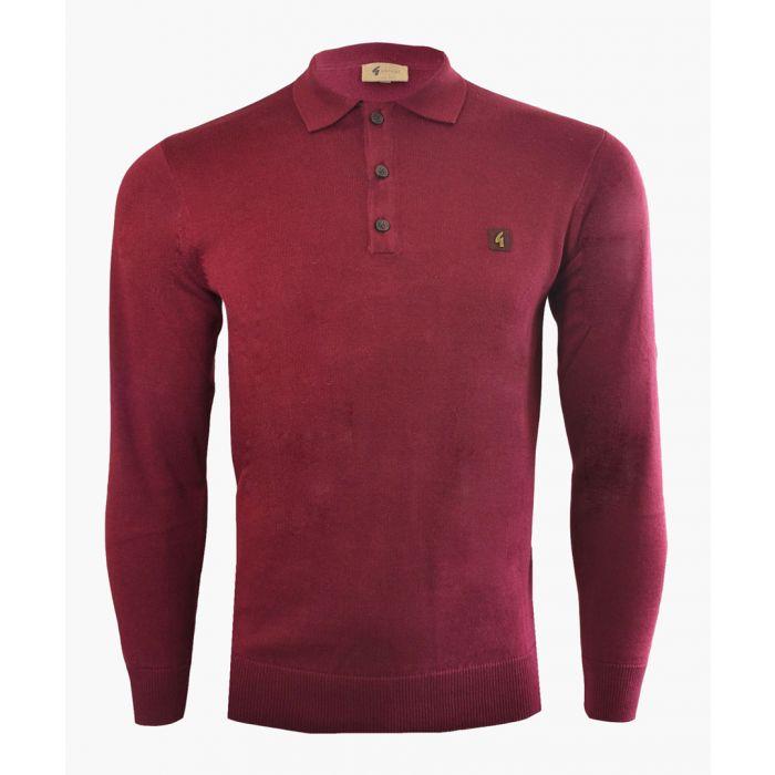 Image for Port cotton blend polo jumper