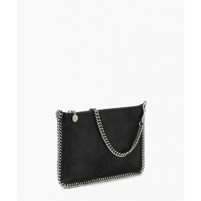 Image for Black chain zip-top bag
