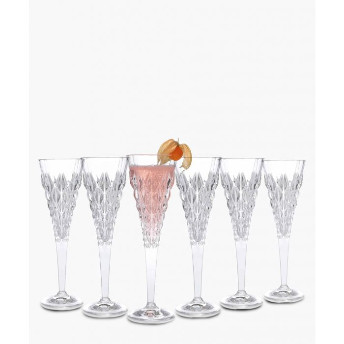 Image for Enigma Luxion Crystal glass champagne flute 210ml