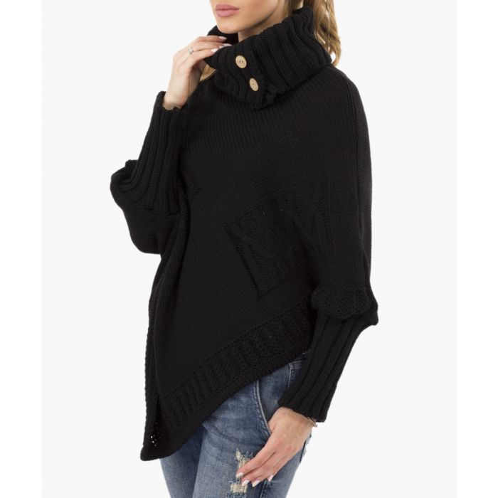 Image for Black Knitted Sweater