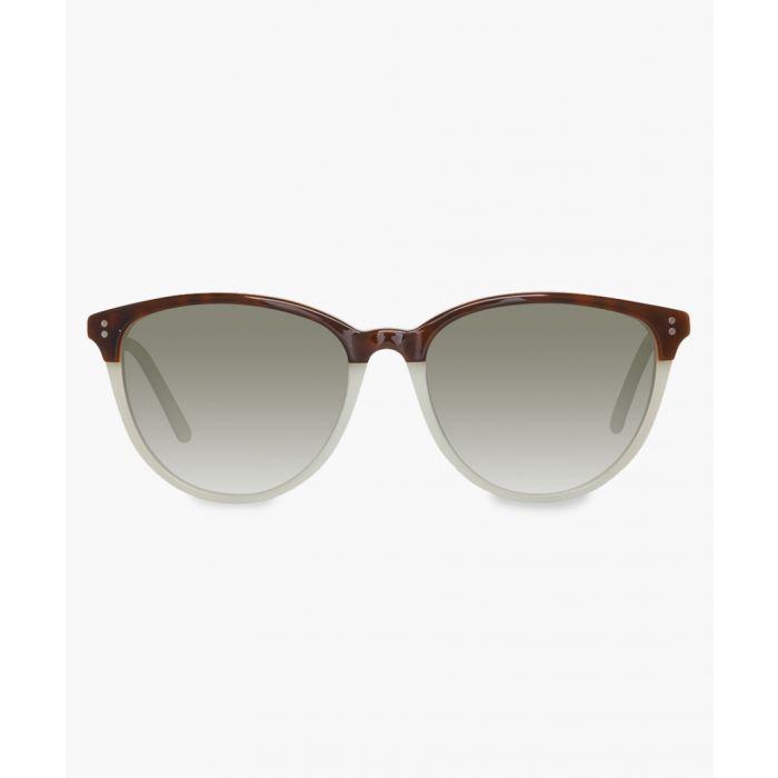 Image for Zana brown sunglasses