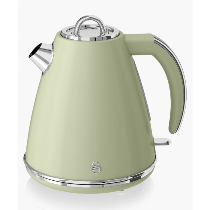 Image for Green jug kettle 3KW 1.5L