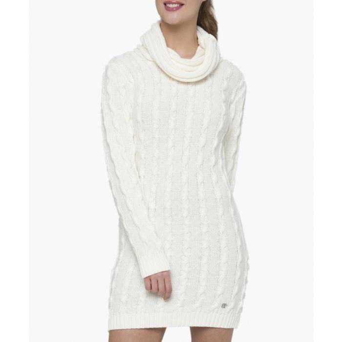 Image for Ecru dress