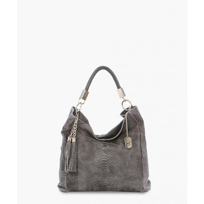 Image for Rosallia grey shoulder bag