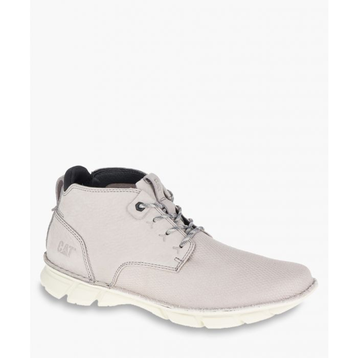 Image for Almanac grey mesh ankle boots