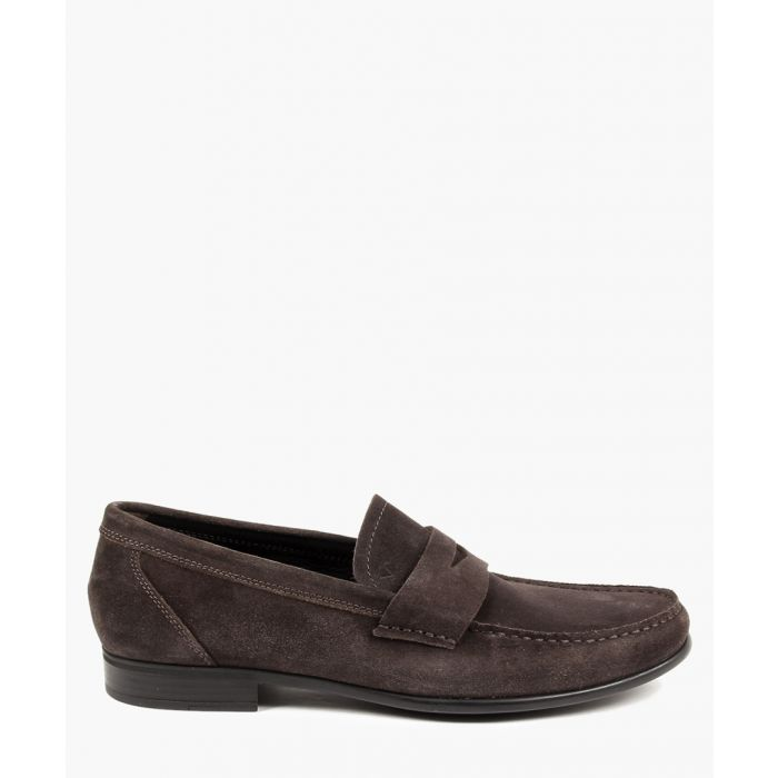Image for Brown loafers