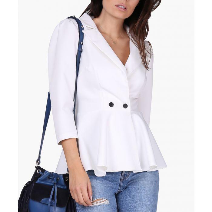 Image for Ecru woven shirt