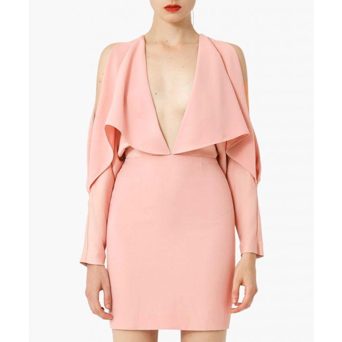 Image for Larissa pink mini dress