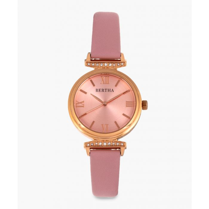 Image for Jasmine pink watch