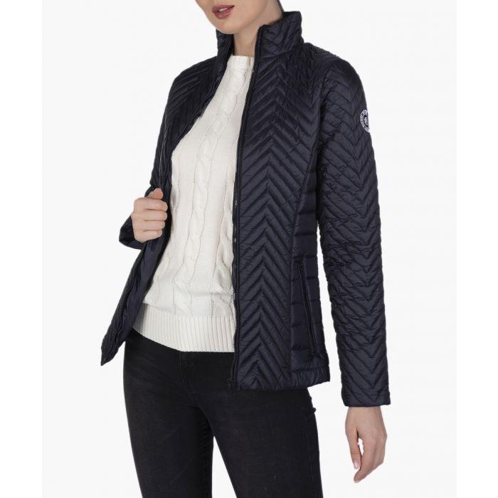 Image for Dark navy blue coat