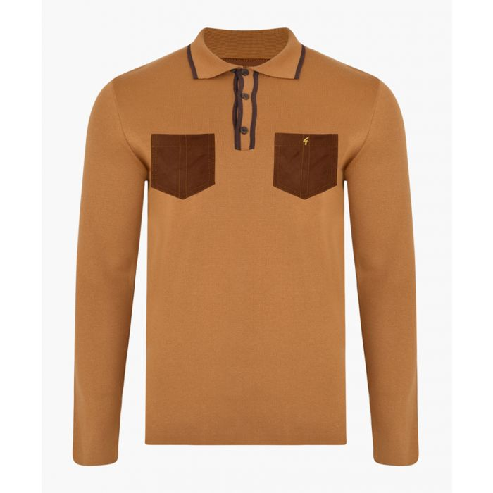 Image for Toffee cotton blend knitwear