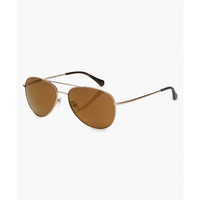 Image for Ted Baker Nova Sunglasses gold