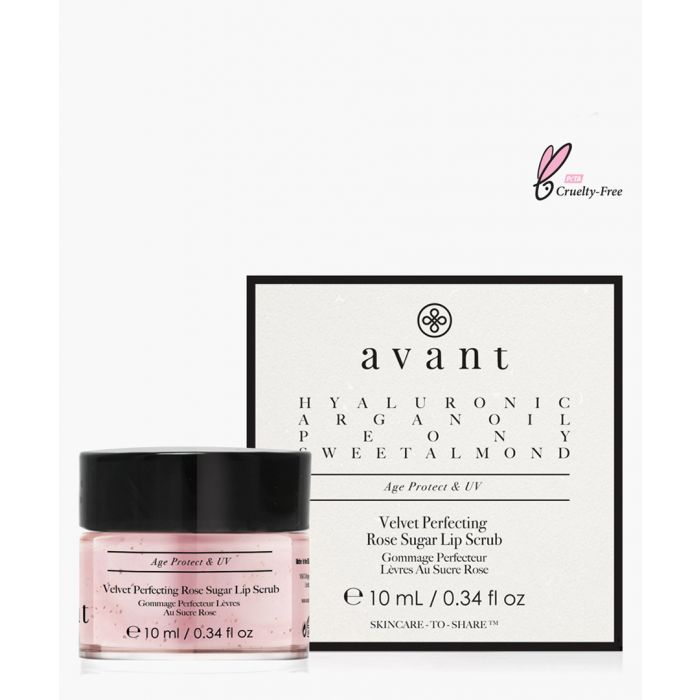 Image for Velvet perfecting rose sugar lip scrub