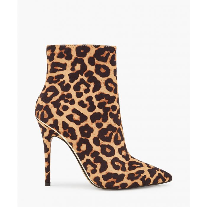 Image for Leopard printed boots