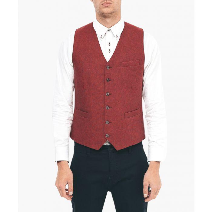 Image for Gabicci Vintage Jackets/Waistcoat REDCURRENT