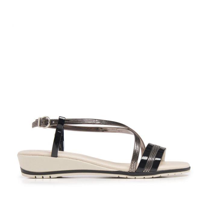 Image for Flip Flop Sandals Women Summer Black Eva Lopez