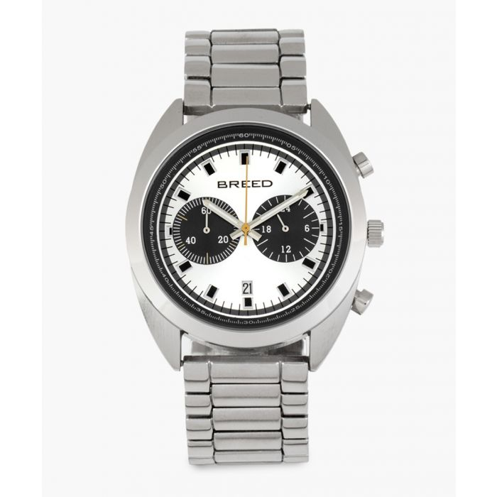 Image for Breed Racer Chronograph Silver