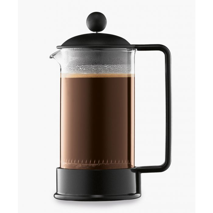 Image for Brazil black three cup coffee maker