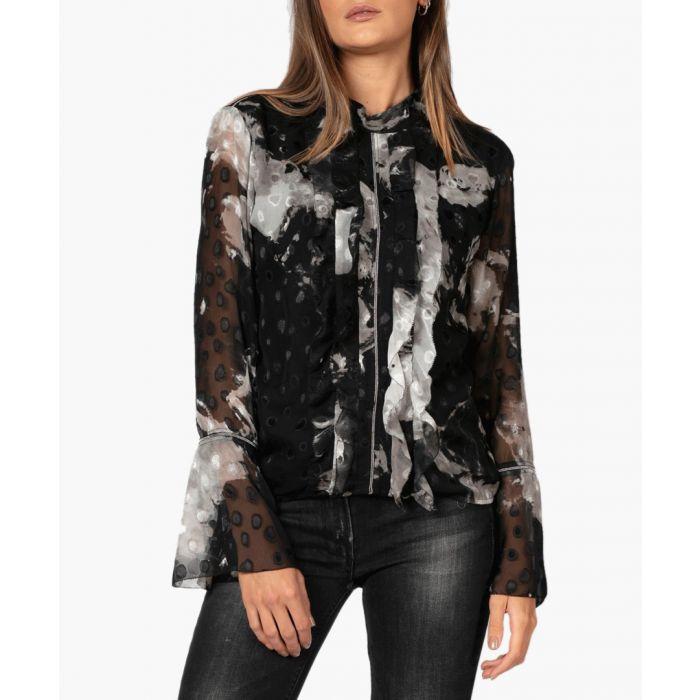 Image for Mist print prompt shirt